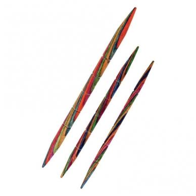 Virbalai pynėms (3vnt - 3,25mm, 4,0mm ir 5,5 mm)  KnitPro Symfonie 2